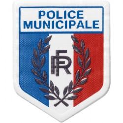 ECUSSON PLASTIQUE POLICE...