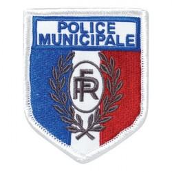 ECUSSON SOIE POLICE...
