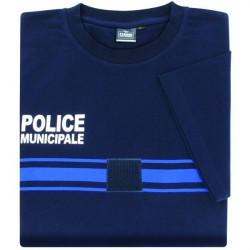 T SHIRT COTON POLICE...