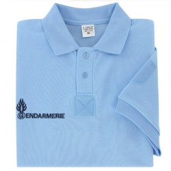 POLO BLEU GD HOMME AGREE...