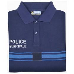 POLO POLY COTON 320G POLICE...