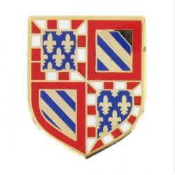ECU METAL BOURGOGNE REF 1531