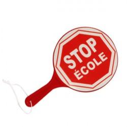 RAQUETTE STOP ECOLE REF 1003