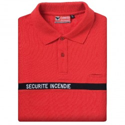 POLO 100 COTON S I ROUGE M...