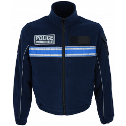 VESTE POLAIRE ZIP POLAR PM...