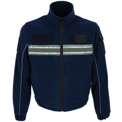 VESTE POLAIRE ZIP POLAR...