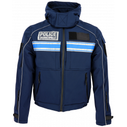 VESTE SOFTSHELL IRON P M...