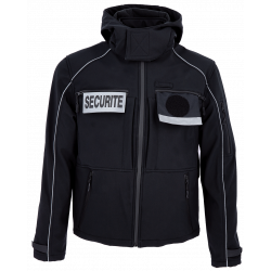 VESTE SOFTSHELL SECURITE...