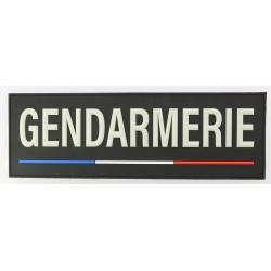 BANDE DORSALE GENDARMERIE...