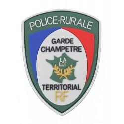 ECUSSON DE BRAS PVC POLICE...