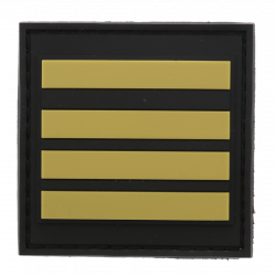 GALON VELCRO PVC COMMANDANT...