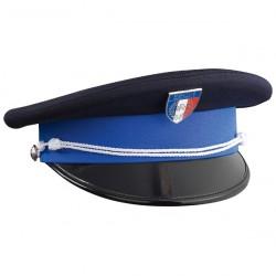 CASQUETTE RIGIDE POLICE...