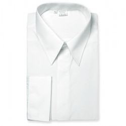 CHEMISE SOIREE BLANCHE...