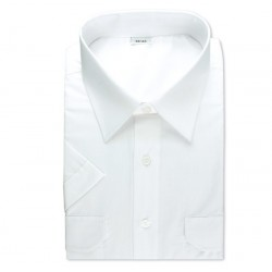 CHEMISE PILOTE BLANCHE 115G...