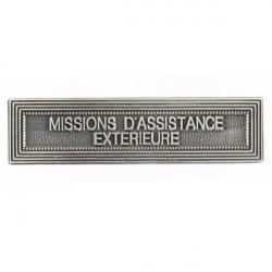AGRAFE ORDONNANCE MISSION...